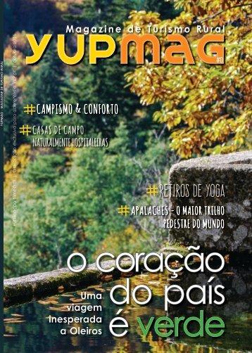 YUPMAG - MAGAZINE DE TURISMO RURAL - OUTONO 2015
