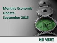 Monthly Economic Update September 2015