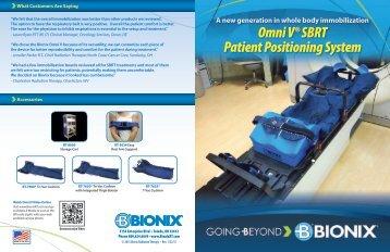 Omni V® SBRT Patient Positioning System