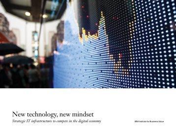 New technology new mindset
