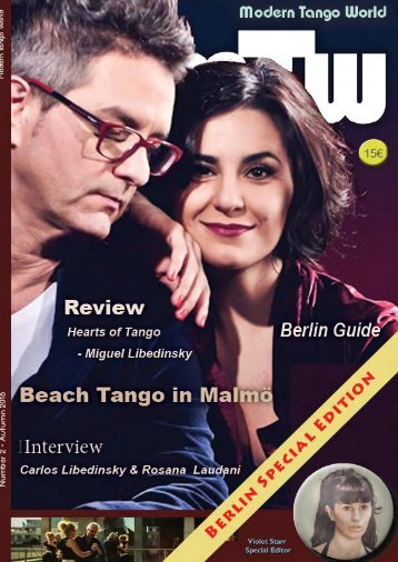 Modern Tango World #2 (Berlin, Germany)