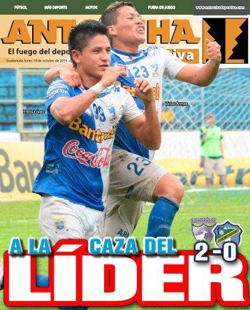 Antorcha Deportiva 182
