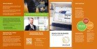 Africa2World Broschüre DE