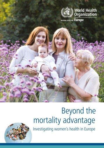 mortality advantage