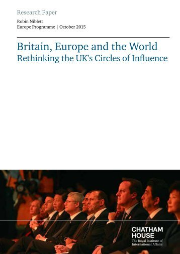 Britain Europe and the World