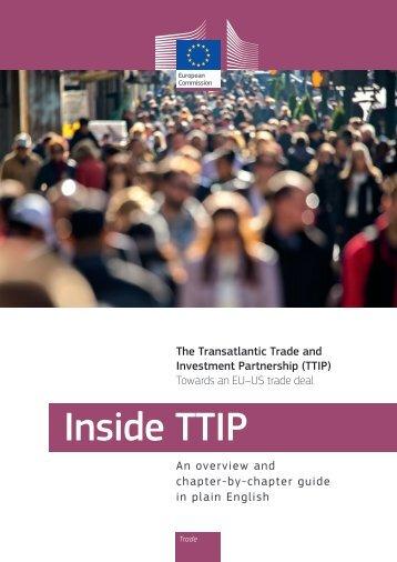 Inside TTIP