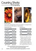 Countryshots Photography Price List Autumn 2015 - Page 4