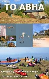 Adventure Travel Blog Magazine, October-2015