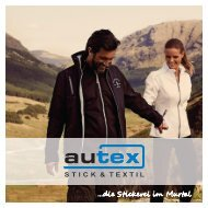 Autex STICK & TEXTIL