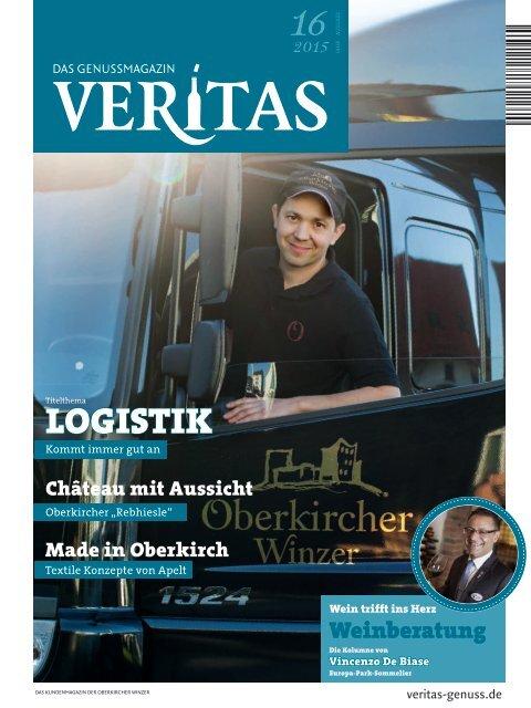 VERITAS - Das Genussmagazin / Ausgabe - 16-2015