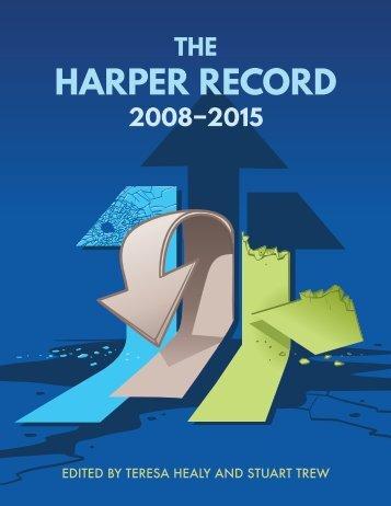 HARPER RECORD