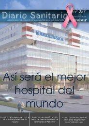 Así será el mejor hospital del mundo