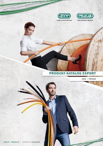 Produktkatalog-Export SKW