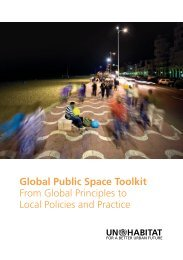 From Global Principles to Local Policies and Practice