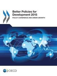 Better Policies for Development 2015