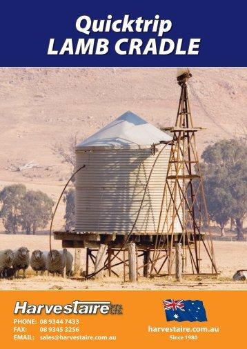 Lamb Cradle 2015 Catalogue