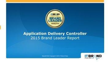 2015 Brand Leader Report