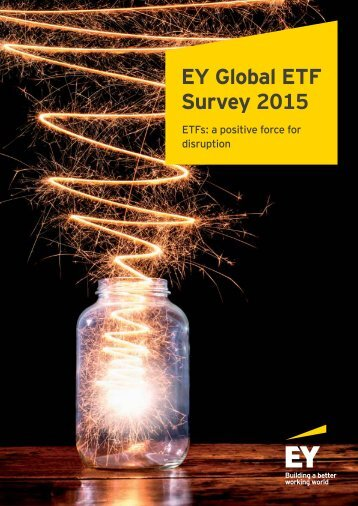 EY Global ETF Survey 2015