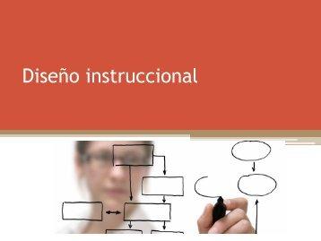 Diseño instruccional-