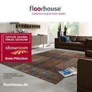 floorhouse Image Broschüre Teppich