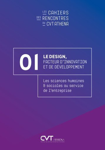 Le design facteur d'innovation et de dévelopPement