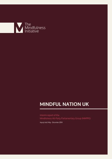 MINDFUL NATION UK