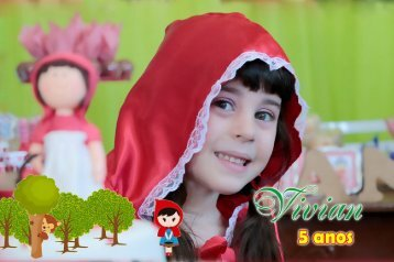 Vivian - 5 anos