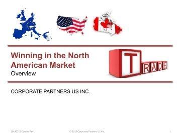 North American Market Entry Primer