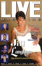 LIVE Magazine© #220 October 23-November 6, 2015