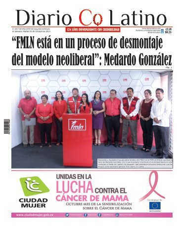Edición 20 de Octubre de 2015