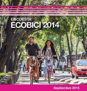 ECOBICI 2014