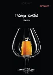 Catalogo Distillati