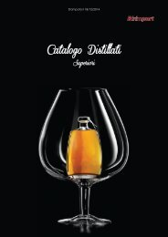 Catalogo Distillati