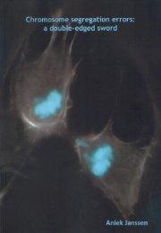 Chromosome segregation errors: a double-edged sword - TI Pharma