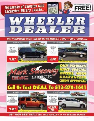 Wheeler Dealer Issue 43, 2015