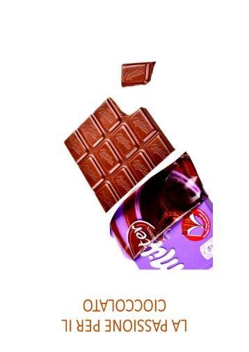 Catalogo Trevigel Cioccolato Snacks 2015