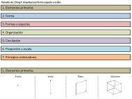 Forma Espacio y Orden
