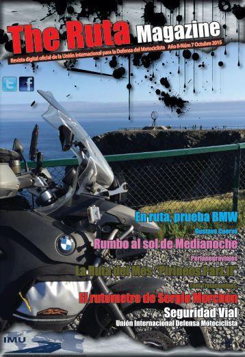 The Ruta Magazine nº7 Octubre 2015