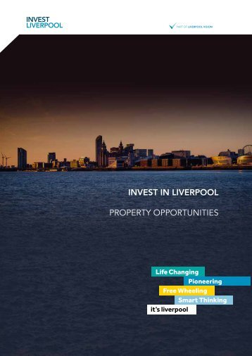 INVEST IN LIVERPOOL PROPERTY OPPORTUNITIES