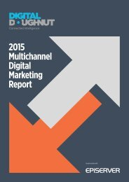 2015 Multichannel Digital Marketing Report