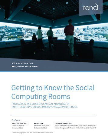 Computing Rooms