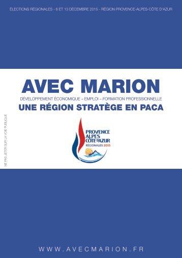 AVEC MARION