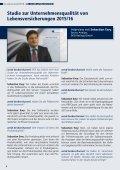 DFSI-STUDIE 2015/16: Qualitätsrating der Lebensversicherer - Seite 4