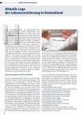 DFSI-STUDIE 2015/16: Qualitätsrating der Lebensversicherer - Seite 6