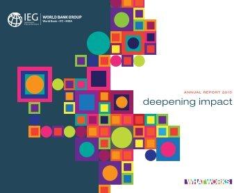 deepening impact