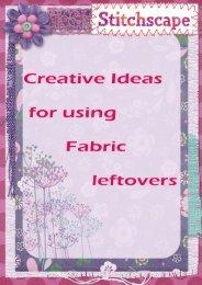 Freebie - fabric leftovers