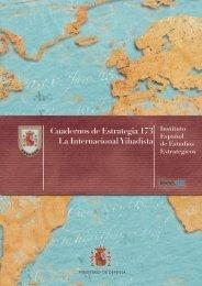 Cuadernos de Estrategia 173 La Internacional Yihadista