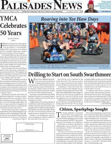 YMCA Celebrates 50 Years