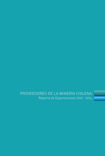 PROVEEDORES DE LA MINERÍA CHILENA
