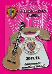 Festheft 2011-2012